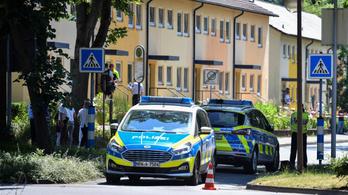Lövöldözés Németországban, két ember meghalt