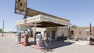Patikák voltak az első benzinkutak – ahol a világ leghíresebb filmsztárjai nemcsak tankoltak