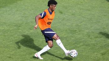 Kingsley Coman elhagyta a francia válogatott keretét
