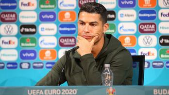 A pénz a legfontosabb – az UEFA kioktatta Cristiano Ronaldót