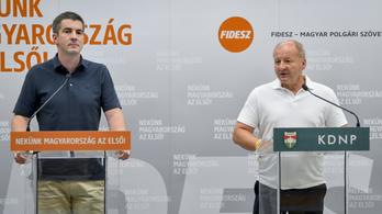 Veszélyes világ, járványok és migránsok jönnek a Fidesz szerint