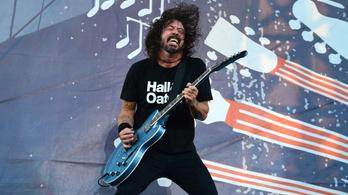 Bee Gees-dalokkal támad a Foo Fighters: diszkólemezt adnak ki a rockerek