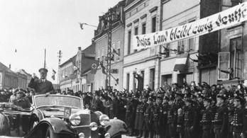 Hitlert dicsőítették német katonák egy litvániai hadgyakorlaton