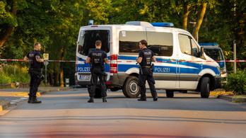 Két embert lőttek le Németországban, letartóztatták a gyanúsítottat