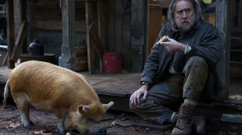 Jön a Malac, Nicolas Cage új filmje