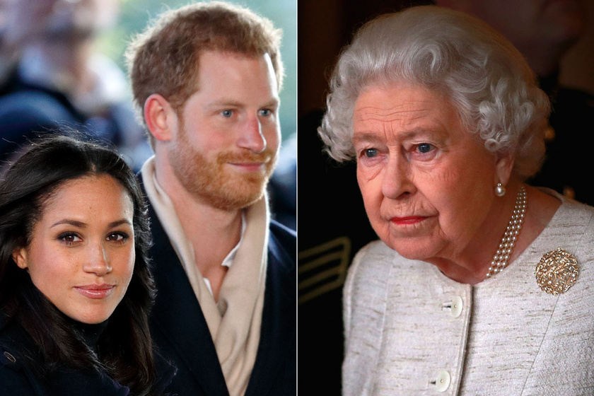 A királynő sosem találkozhat Harry és Meghan kislányával Diana volt inasa szerint