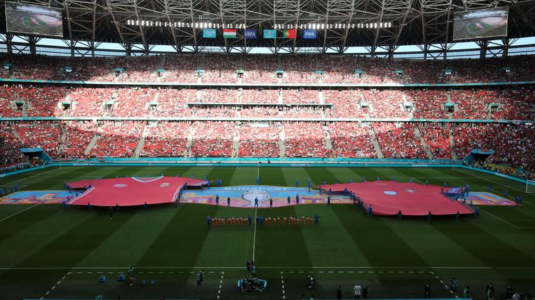 Budapesten rendezhetik az Európa-bajnokság döntőjét