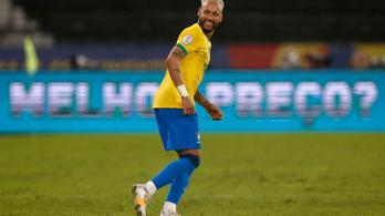 Pelé szurkol Neymarnak, hogy megdöntse a rekordját