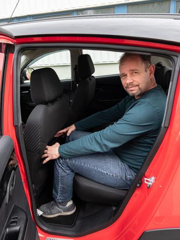 A mini SUV-k Skoda Superbje!