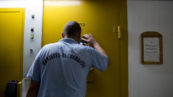 Megszűnt a túlzsúfoltság a börtönökben