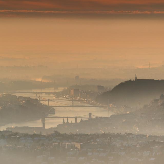 Az európai városok több mint felében rossz a levegő minősége: a magyar településeket is vizsgálták