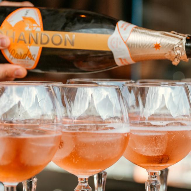 Narancsos-pezsgős itallal vesd bele magad a nyárba - A Chandon Garden biztosan elvarázsol