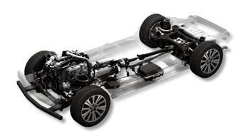 Megmutatták a Mazda hátsókerekes platformját