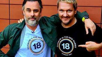 Pólókampányt indított Lakatos Márk a törvénymódosítás miatt
