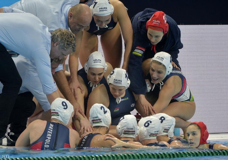 Döntőben a magyar válogatott