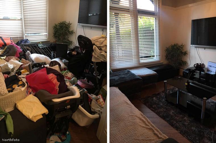 Szolgáltatásait mindenesetre részletezi a honlapján, eszerint:- rendet rak otthonokban és irodákban,- rendszert visz a szekrényekbe,- költözködés után kicsomagol a dobozokból,- segít selejtezni a holmik közt,- rendbe tesz és kitakarít padlást, garázst,- rendbe teszi gyerekek játékait és gardróbját,- eladás előtt megfelelő állapotúra hozza a lakást.