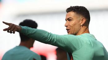 Cristiano Ronaldo a közösségi média csúcsa