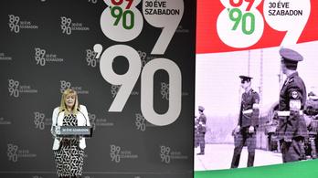 Schmidt Mária: A Nyugat nem tanúsít kellő érdeklődést Európa keleti fele iránt