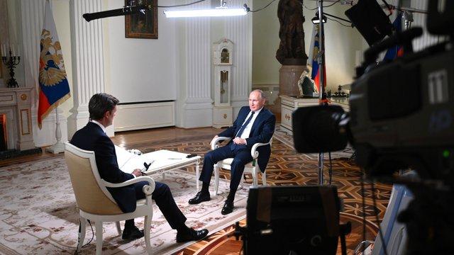 Biden, Putyin és a hamis média