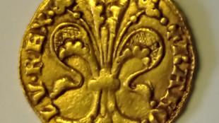 Magyar aranyforint a Damjanich János Múzeum gyűjteményében