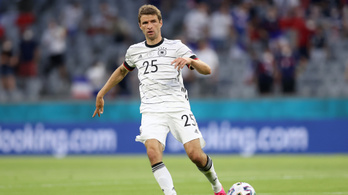Thomas Müller kellemetlen magyar ellenfélre számít