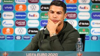 Ronaldo kólásüvegei mellett Rogán autópályái borzolták a kedélyeket