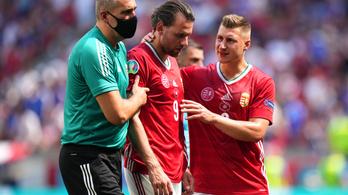 Szalai Ádám jobban van, pályára léphet a németek ellen