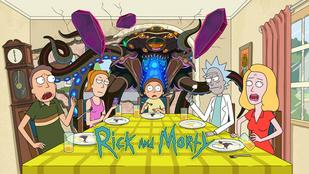 Exkluzív beszélgetés a Rick és Morty alkotóival