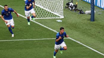 Svájc nyerte az álomgólok meccsét, de Wales a csoportmásodik
