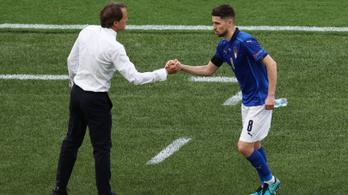 Messze még az a szint – Mancini az olasz rekordbeállításról