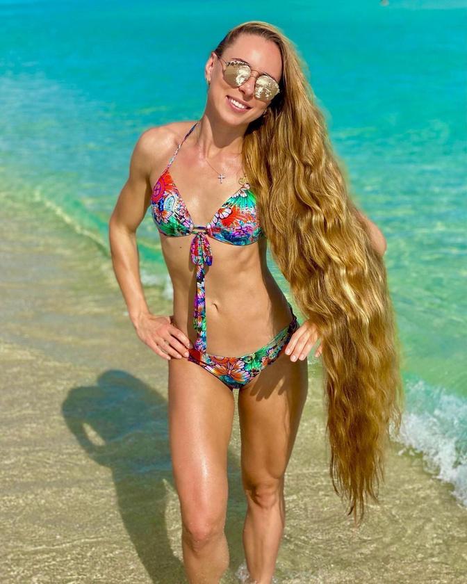 Bemutatjuk Kateryna Demerst, aki egy ukrán származású, Manchesterben élő modell