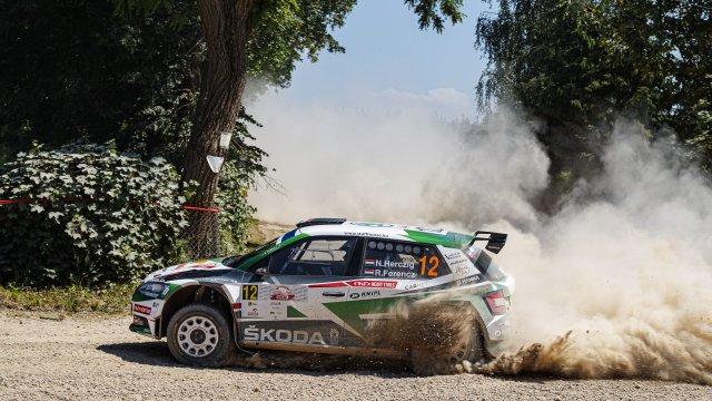 Alexey Lukyanuk nyerte a Len-gyel rallyt