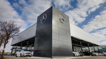 Új autóértékesítési módszert tesztel a Mercedes