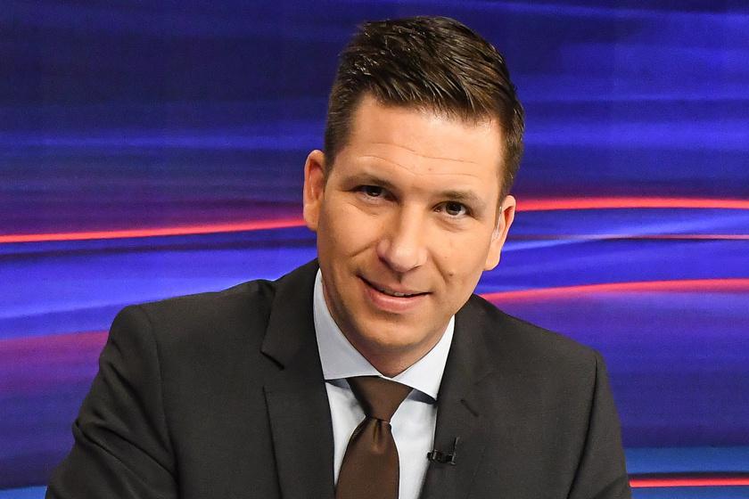 Távozik a TV2 műsorvezetője: ezért vált csatornát a Tények híradósa, Takács Bence