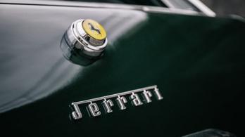 Jerrari? Feep? Jeepre épített Ferrari 1969-ből