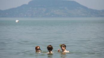 Németh Lajos: 28 fokos a Balaton, mi lesz itt még?