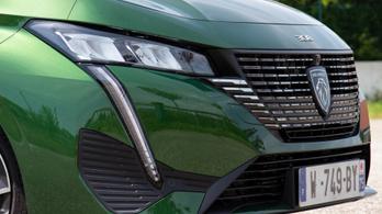 Bemutató: Peugeot 308 – 2021.