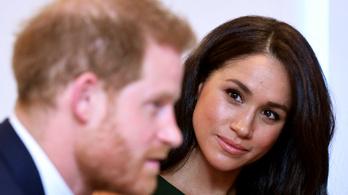 Brutális leszámolás jöhet Meghan Markle és a Buckingham-palota közt