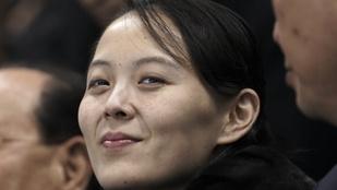 Kim Dzsongun húga megóvná egy keserű csalódástól az amerikaiakat
