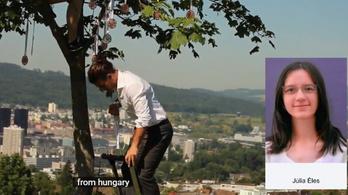 Magyar ezüstérem az első Európai Lány Informatikai Diákolimpián
