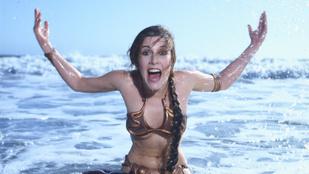 Carrie Fisher is csillagot kap a Hírességek sétányán