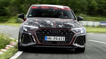 Kiderült, mit tud az új Audi RS3-as