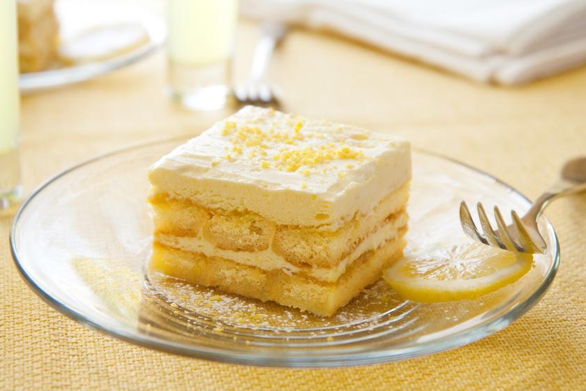 Sütés nélküli, tejszínes citromos álom: az egyik legfinomabb nyári desszert
