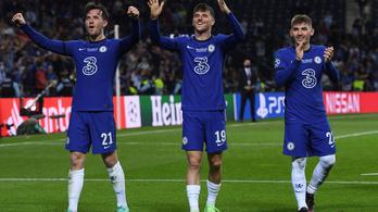 Az angolok két Chelsea-játékosa a nyolcaddöntőt is kihagyhatja koronavírus gyanúja miatt