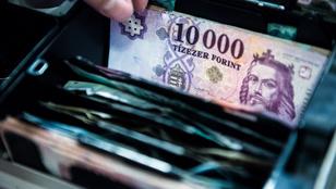 A kamatdöntés után gyengült a forint