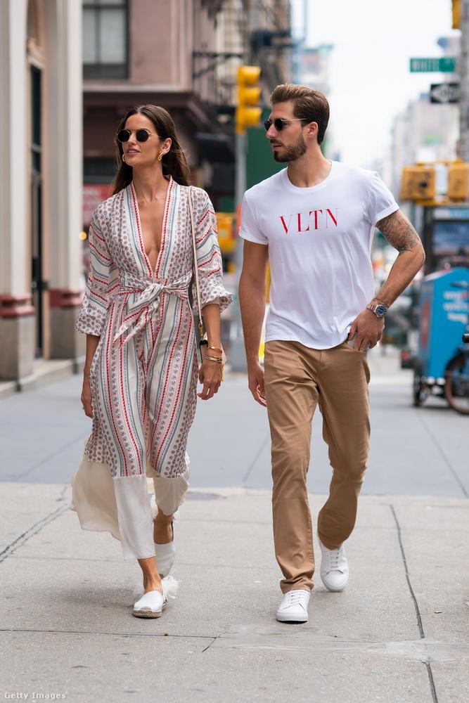 Ez a kép szintén 2019-es, de New Yorkban készült