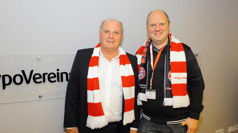 Egy magyar szurkoló, akinek előre köszönnek a Bayernnél