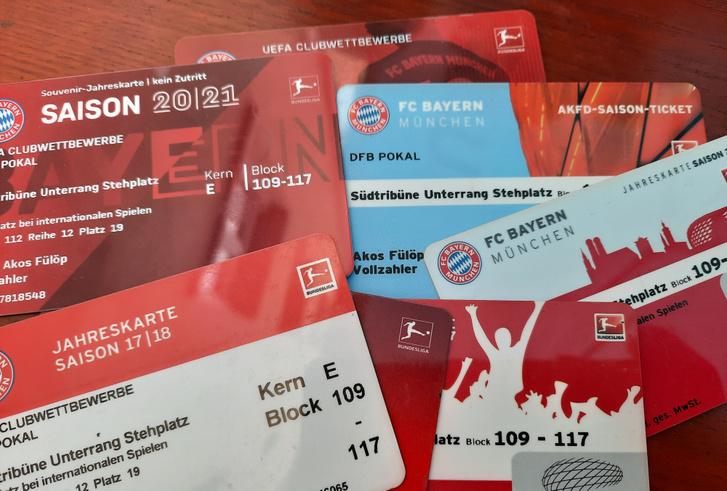 A féltve őrzött kincsek, avagy a Bayern-bérletek