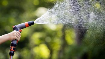 Korlátozzák a vízfogyasztást Budapest környékén