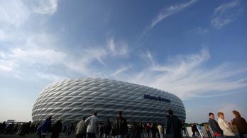Több mint tízezer szivárványszínű zászló várhatja a magyar csapatot Münchenben